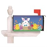 Easter Bunny Mailbox Cover
