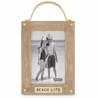 "4"" x 6"" Beach Life Picture Frame"
