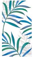 """8"""" x 4.5"""" Palm Oasis Guest Towel"""