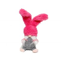 """11"""" Pink Bunny Ear Gnome"""