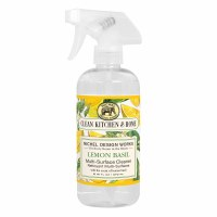 16 oz Lemon Basil Surface Cleaner