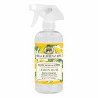 16 oz Lemon Basil Glass Cleaner