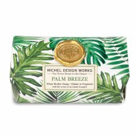 8.7 oz Palm Breeze Soap Bar