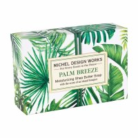4.5 oz Palm Breeze Soap Bar