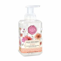 17.8 oz Posies Foaming Hand Soap