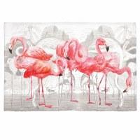"""20"""" x 30"""" Flamingo Rug"""