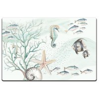 "20"" x 30"" Ocean Treasures Cushion Mat"