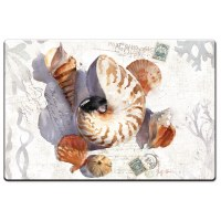 "20"" x 30"" Sun Shells Cushion Mat"