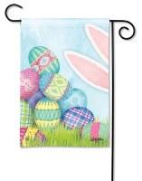 "13"" x 18"" Mini Where's The Bunny Garden Flag"