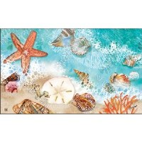 "18"" x 30"" Seashore Treasures Doormat"