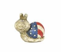 """6"""" Patriotic Snail"""