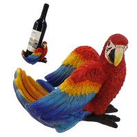 "6"" Parrot Bottle Holder"