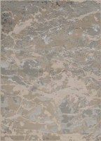 5.3' x 7.7' Sand and Gray Asbury Luna Rug