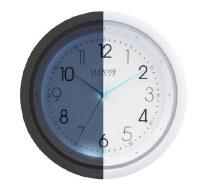 "10"" Round Night Vision Clock"