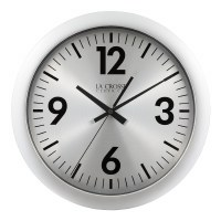 """11"""" Round Jett Wall Clock"""