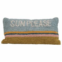 "14"" x 28"" Sun Please Pillow"