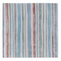"20"" Beachcomber Stripe Napkin"