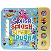 Splish, Splash, Sing & Laugh Book