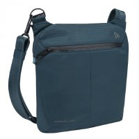 "10"" x 11"" Teal Anti-Theft Active Small Cross Body Bag"