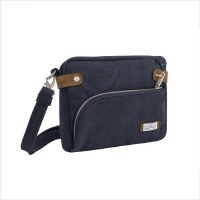 "10"" x 8"" Indigo Anti-Theft Heritage Cross Body Bag"