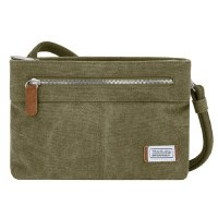 "10"" x 7"" Sage Anti-Theft Heritage Small Crossbody Bag"