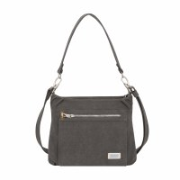 "11"" x 9"" Sage Anti-Theft Heritage Hobo Bag"