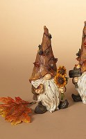 """8.8"""" Fall Gnome With Sunflower"""