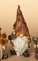 """8.8"""" Fall Welcome Gnome"""