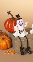"""7"""" LED Boo Ghost Sitter"""
