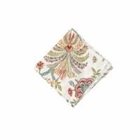 """20"""" Braganza Floral Reversible Napkin"""