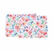 "51"" Nicole Floral Quilted Runner"