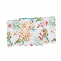 """51"""" Chandler Cove Quilted Runner"""