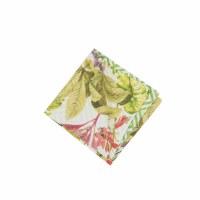 "20"" Moana Floral Reversible Napkin"