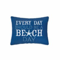 "12"" x 16"" Every Day Is Beach Day Pillow"