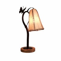 "20"" Natural Macopa Table Lamp"