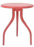 """20"""" Round Coral 3 Leg Table"""