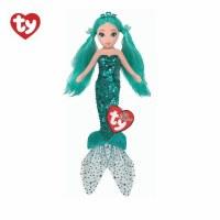 TY Medium Flippable Azure The Aqua Mermaid