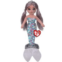 TY Flippable Athena The Platinum Mermaid
