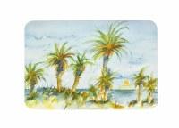 """11"""" x 17"""" Palm Vinyl Placemat"""