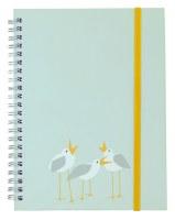 """8"""" x 6"""" Seagull Journal"""
