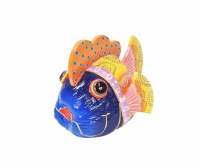 Blue Face Multicolor Coconut Fish