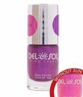 .34 Oz Foxy Color Changing Nail Polish