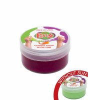 Solar Color Changing Putty, Green To Purple