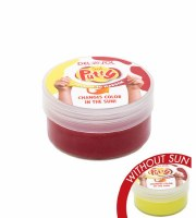 Solar Color Changing Putty, Yellow To Maroon