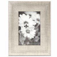 "4"" x 6"" Silver Burnished Picture Frame"