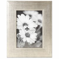 "5"" x 7"" Silver Burnished Picture Frame"