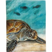 "26"" x 20"" Sea Turtle Kitchen Towel"