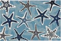 5' x 7.6' Blue Sands Harbor 4203 Rug
