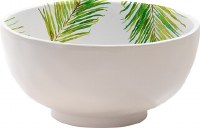 """5"""" Round Palm Frond Bowl"""