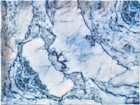 """12"""" x 16"""" Faux Blue Marble Tray"""